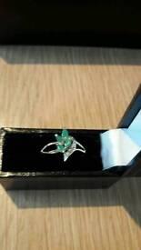 9CT GOLD DIAMOND RINGS £55 EACH