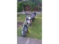 125cc 2006 suzuki marauder bobber motorbike motorcycle