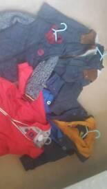 2-4 yo Jacket bundle