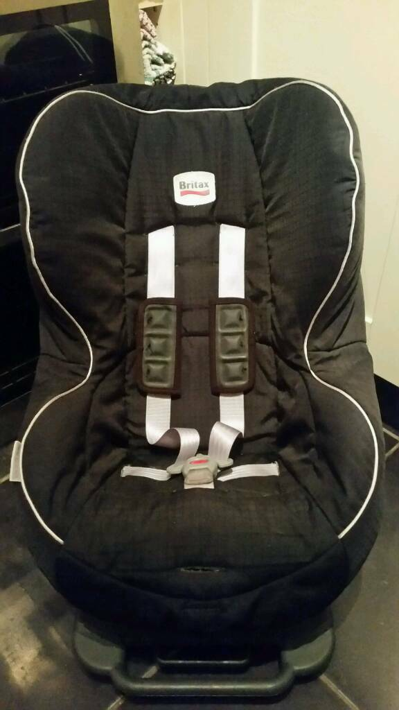 Britax 2nd Stage Baby Car Seat