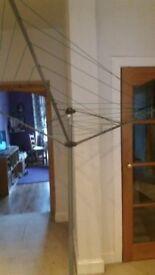 50M 3 ARM STEEL ROTARY.