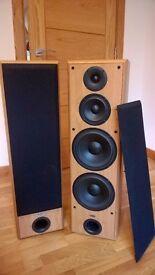 eltax 400 extreme floor standing speakers