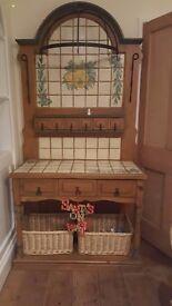 Unusual dresser