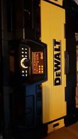 Dewalt Tough system dab and Bluetooth