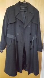 Women coat in size 16