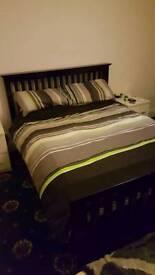 Julian Bowen double bed
