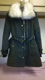 River Island Parka (almost new)