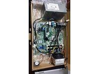 HP 800 Elite Desktop intel LGA1150 motherboard, heatsink, usb/audio cable, sata power and psu