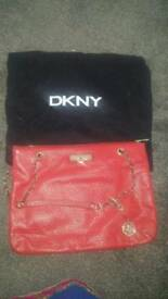 DKNY Original tote bag.