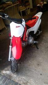Honda crf110cc