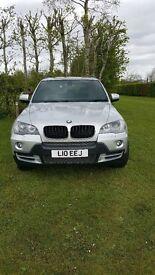 BMW X5 3.0 SE diesel *private plate*