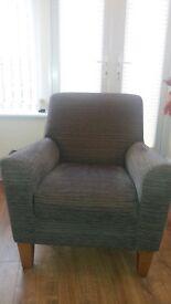 Next 'Oslo' Chairs x2
