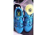 Adidas kids football boots size 2
