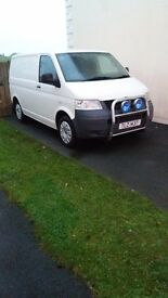 Late 2003 vw transporter 1.9 tdi swb