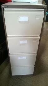 4 drawer metal filling cabinet