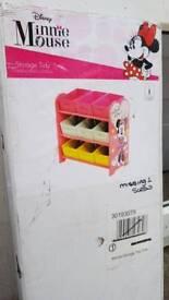 Disney Minnie Mouse Storage Tidy