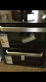 Hoover Under Built in Double Oven New and Unused