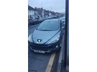 Peugeot 308hdi £30 road tax a year