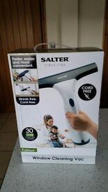 Brand new electric windows cleaner vac