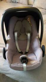 Maxicosi infant car seat pebble baby