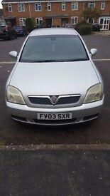 Vauxall Siggnum 2.2 2003