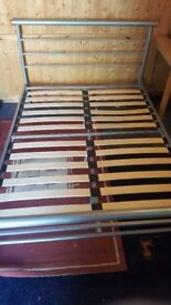 stylish double bed can deliver