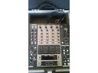 denon mixer