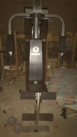 Marcy weight machine