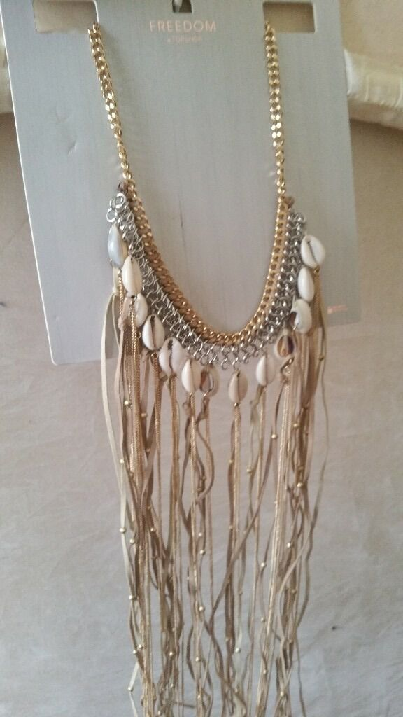 new necklace / chain tribal