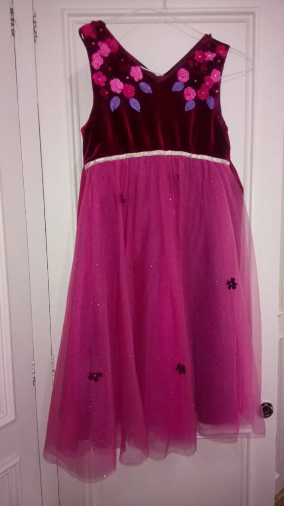 Monsoon girls 12-13 dress | in Harrow, London | Gumtree