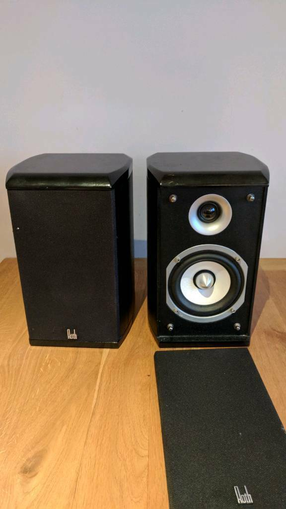 Roth Oli1 100 Watt Bookshelf Speakers