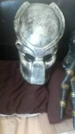 Latex Predator mask