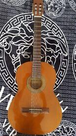 Camps vintage spanish master made guitar