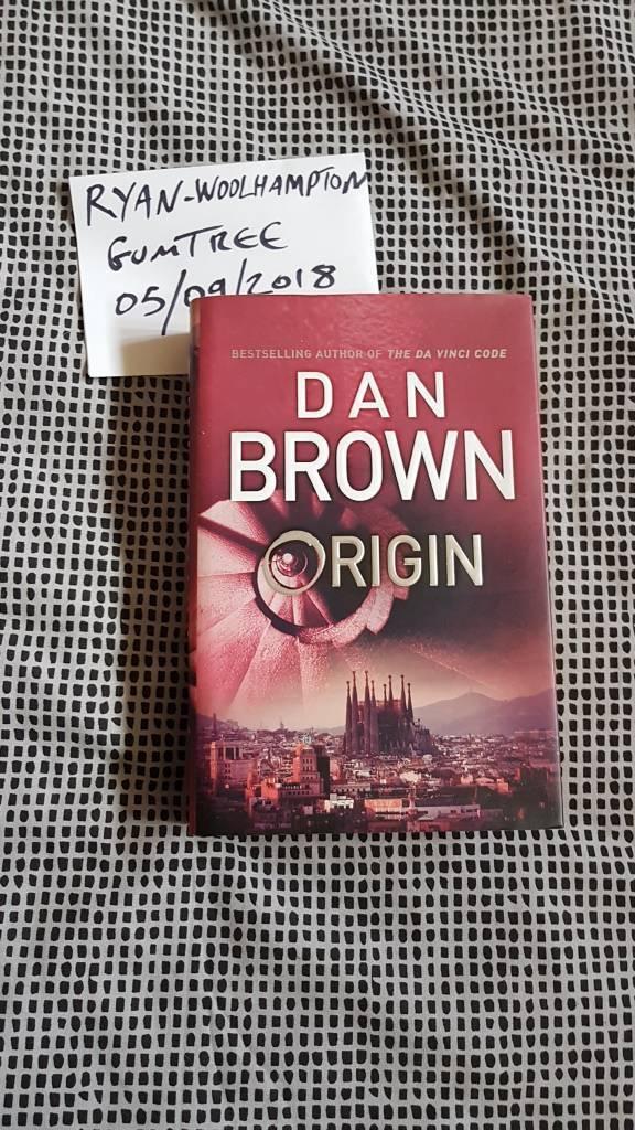 dan brown origin movie