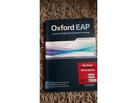 Oxford EAP for Academic Purposes