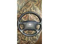 Steering wheel Passat 5 1.9 tdi