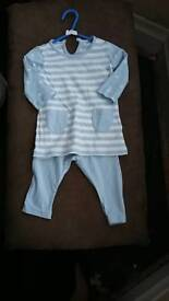 Baby girl (3-6 mths) outfit
