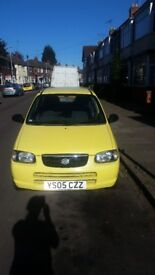 Suzuki Alto 2005 - good runner