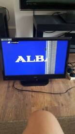 Alba 22inch TV with DVD player
