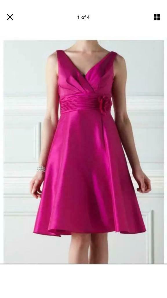 2d2443ead914 BHS Fushcia Pink Bridesmaids Dresses BNWT/ Never worn | in ...