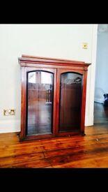 Victorian cabinet £100