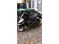 Direct scooter 125cc