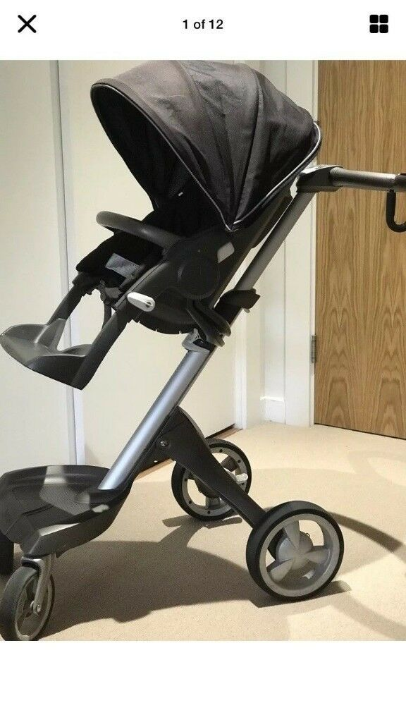 Zupełnie nowe Stokke Xplory V2 Pushchair Excellent Condition | in Islington CY55