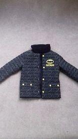 Batman jacket 4-5years
