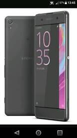 Sony Xperia XA used just 1 month Unlocked Black