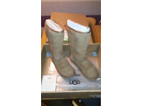 Ugg Australia Classic Tall Chestnut Ladies Boots UK 6 (UK 6.5, EU 39, USA 8) VGC