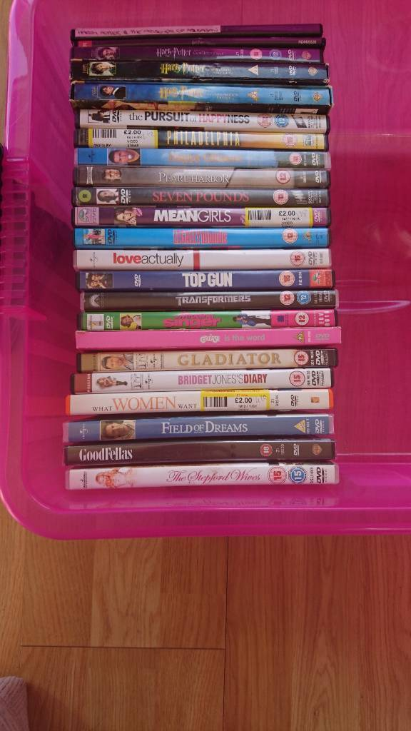 23 Easy Watching DVDsin Scone, Perth and KinrossGumtree - Hello, I am selling my whole Dvd collection, please look at my other listings. All in good condition. Buyer to uplift, please text or e mail as I cant always my phone, thanks