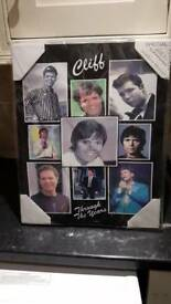 Cliff richard new canvas picture