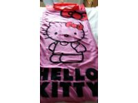 Girl's Hello Kitty Sleeping Bag