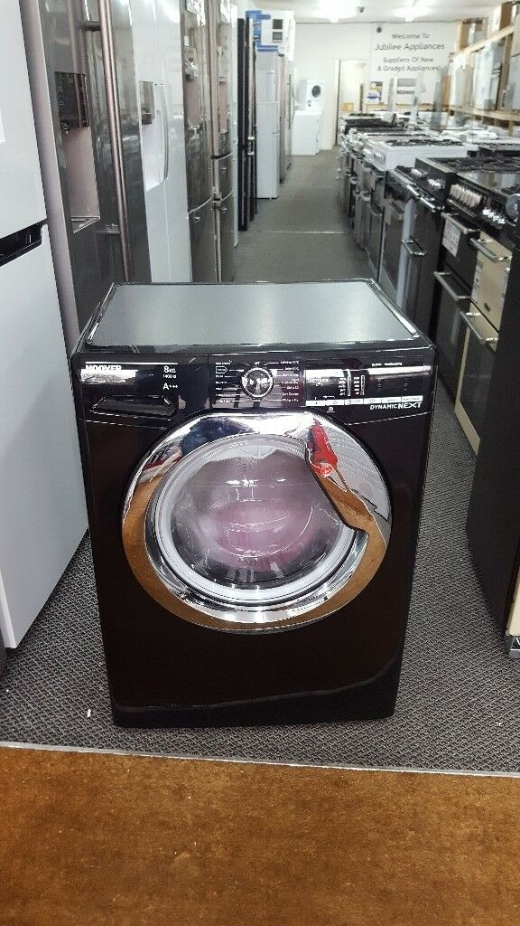 New graded hoover washing machine 8kg for sale in Coventry 12 month warrenty